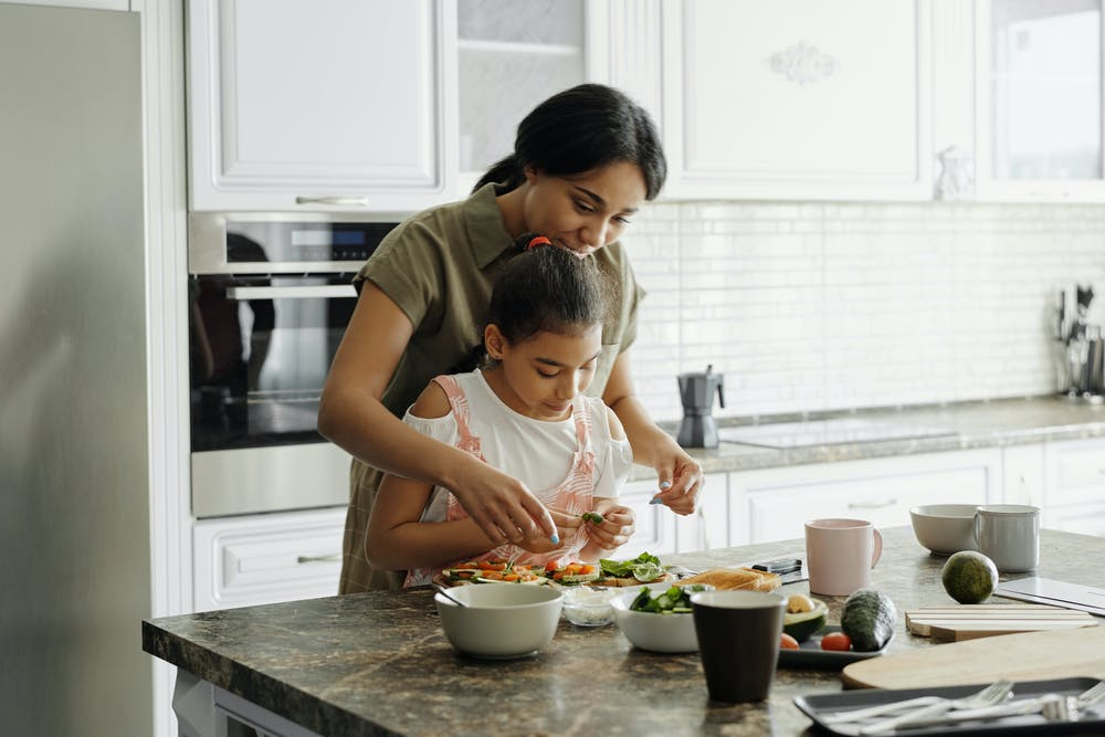 Cooking Healthy with Your Kids