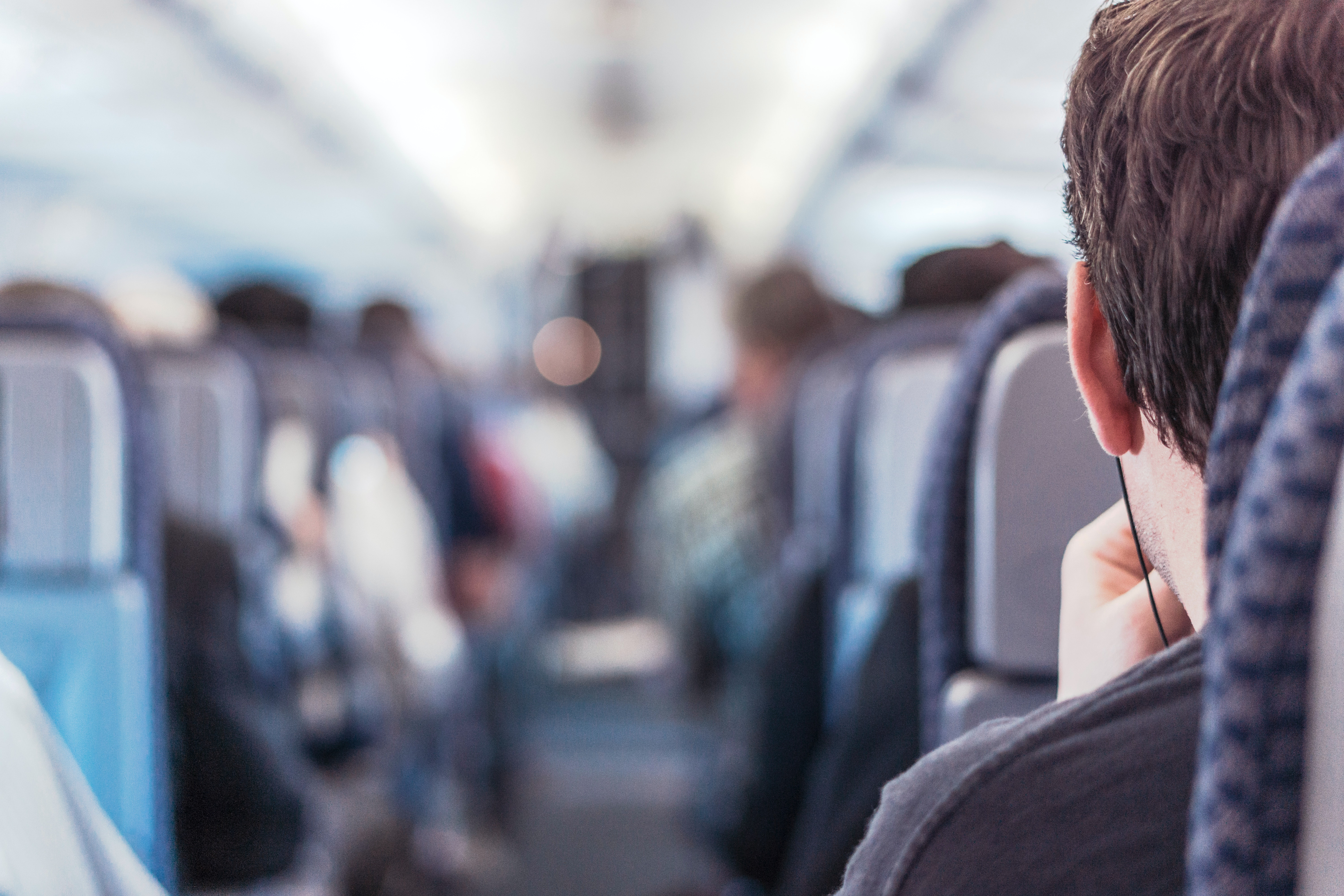 I Got Annoyed With Someone On A Plane — Then This Happened… Dre Baldwin DreAllDay.com
