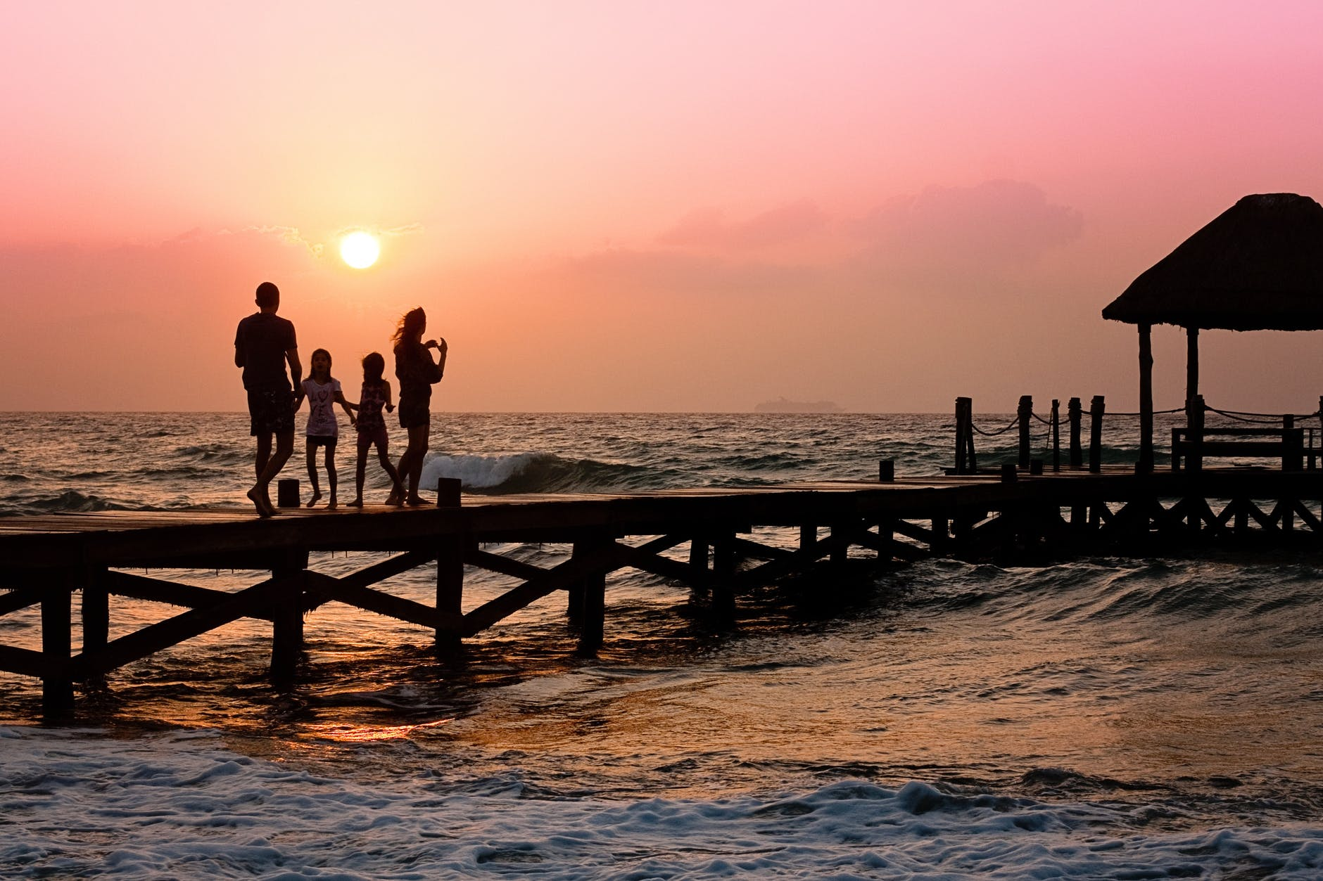 Reignite your positivity - with a family vacation