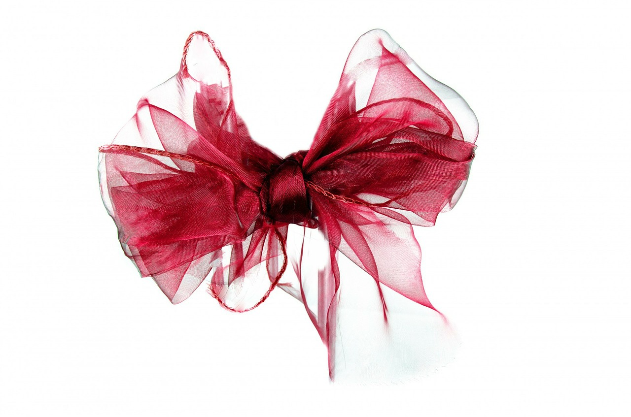 Red Bow Picture