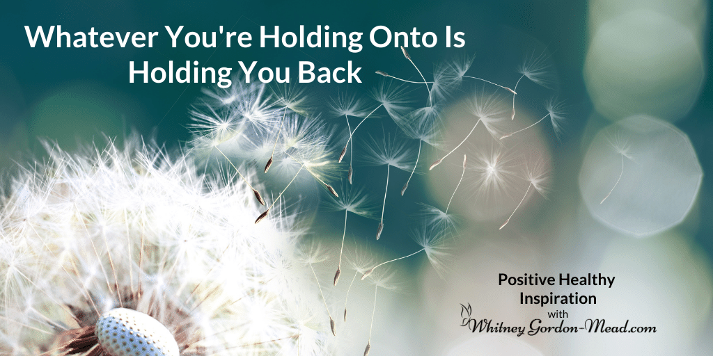 A New Beginning by Letting Go