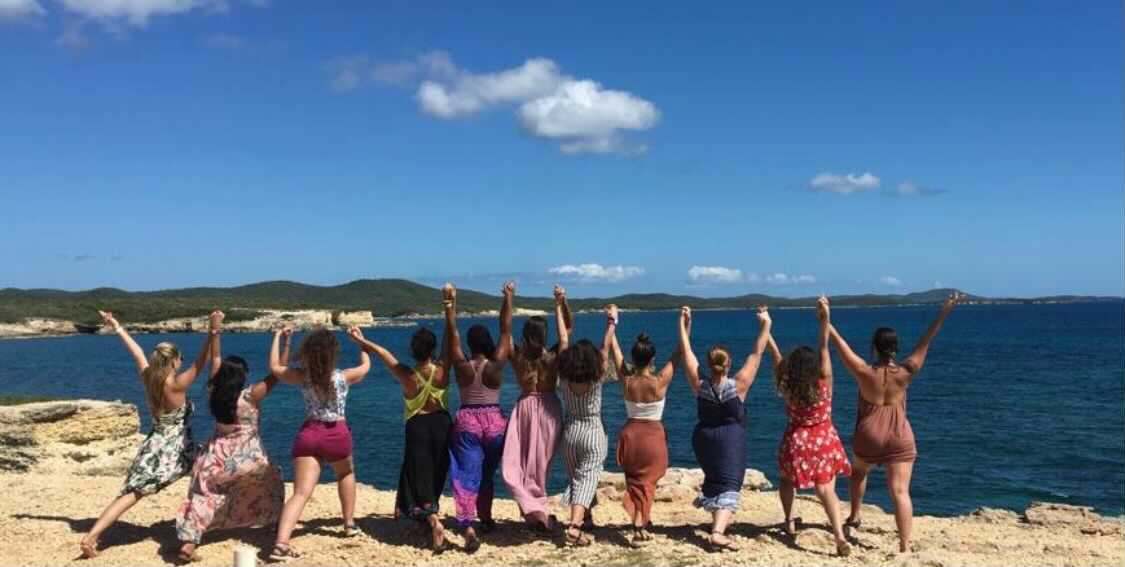 My Sister Soul Tribe in Vieques, P.R. (Nov.2019)