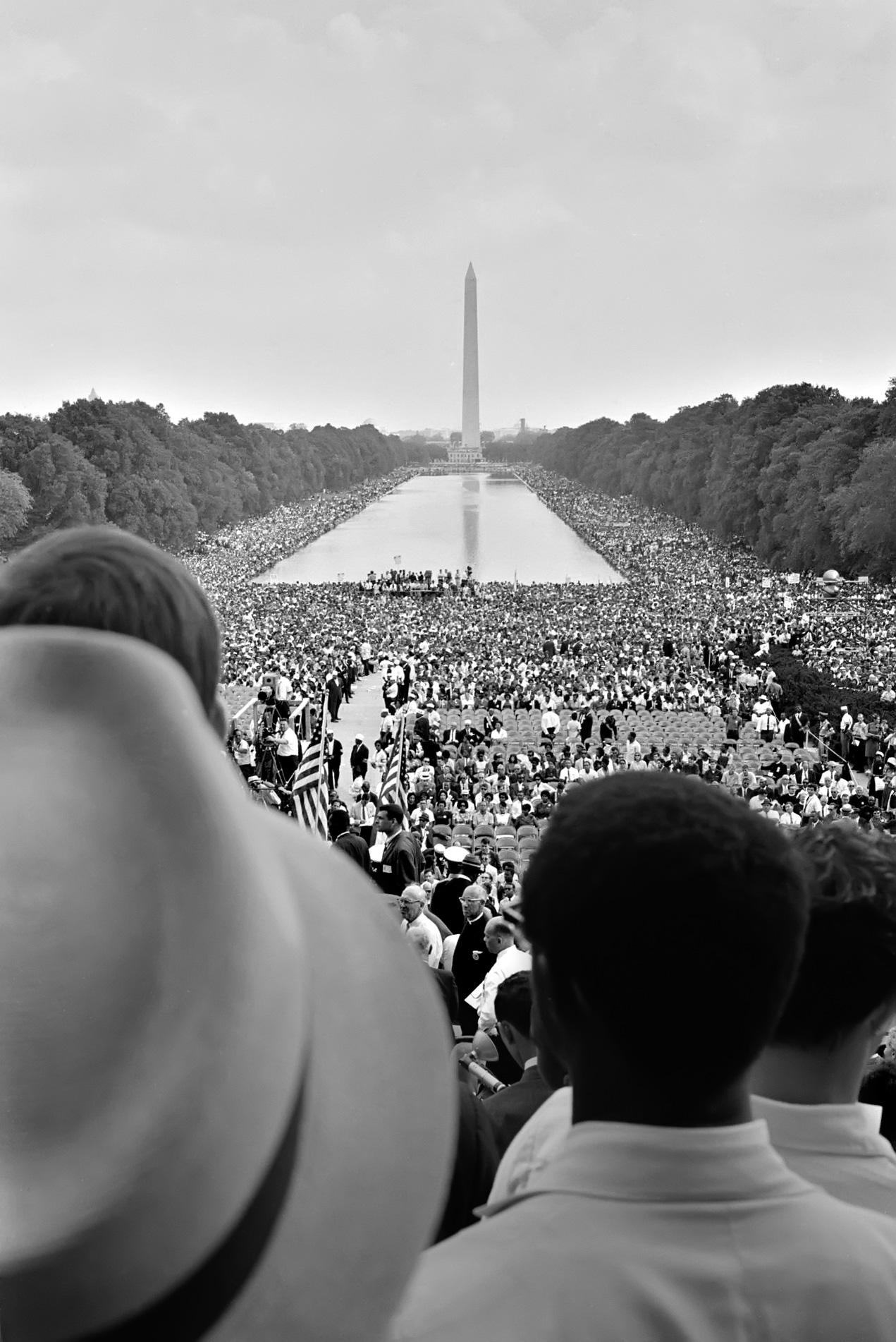 MLK, Jr. March on Washington