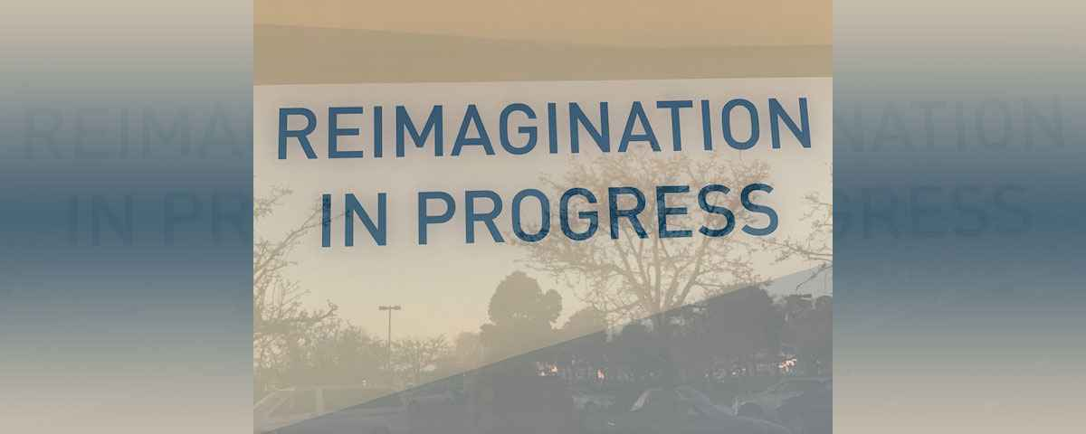 reimagination in progress