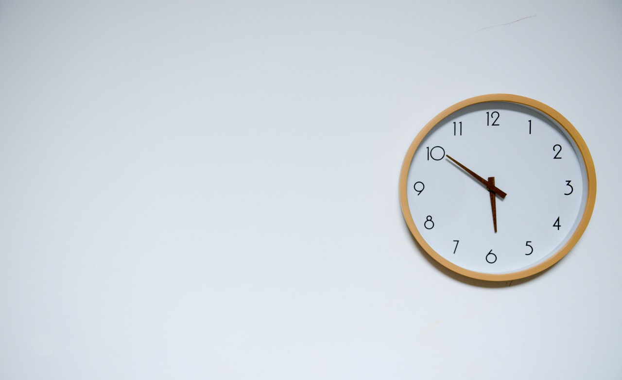 The Skill of Catching Time Early