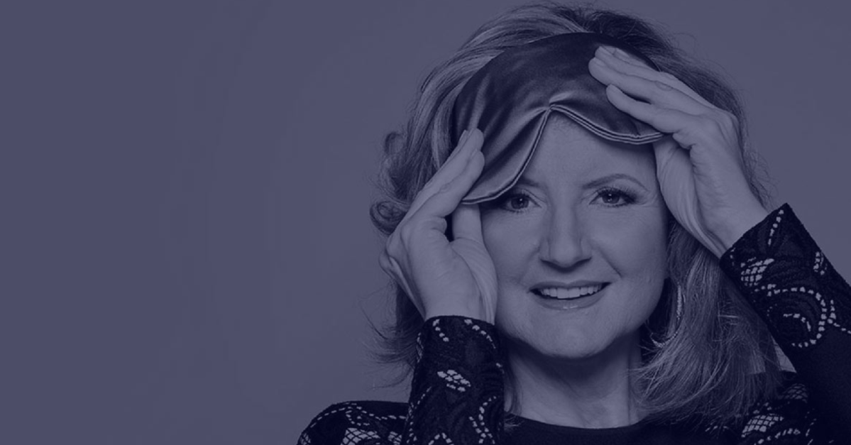 Tune Into Arianna Huffington's New Podcast to Get Your Best Sleep Yet