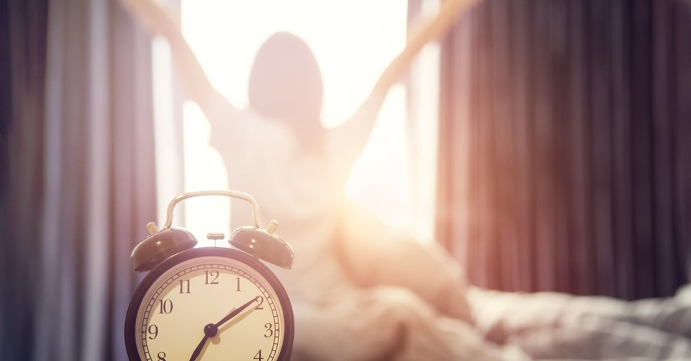 Here's How Turn Your Alarm Clock Into a Positive Trigger