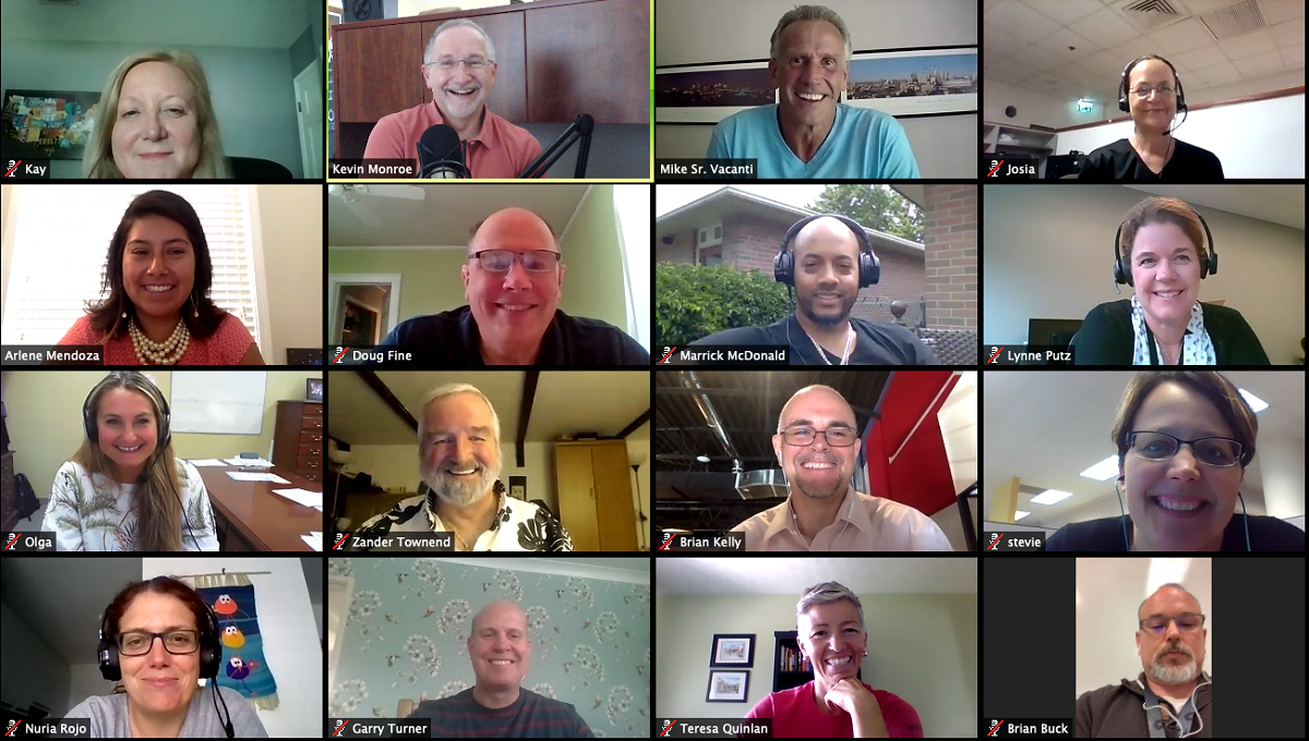 High together on connection in the first months of the pandemic (HumansFirst hangout August 2020)
