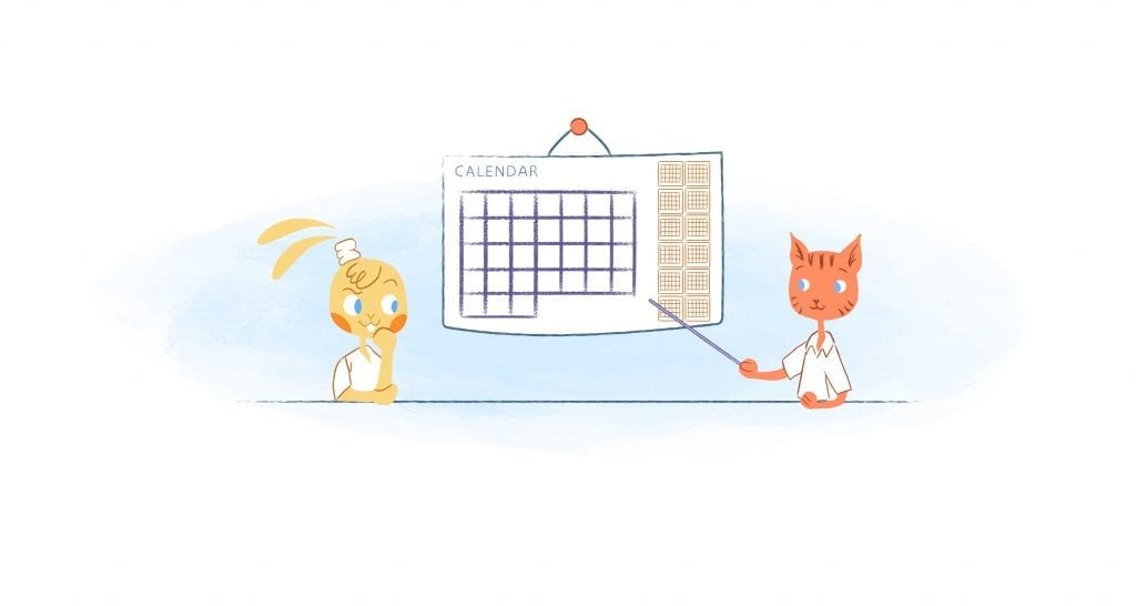 Create a Calendar Template That Works For You