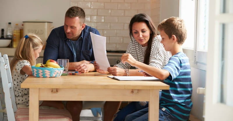 Children's Psychological Development and the Role of Parents