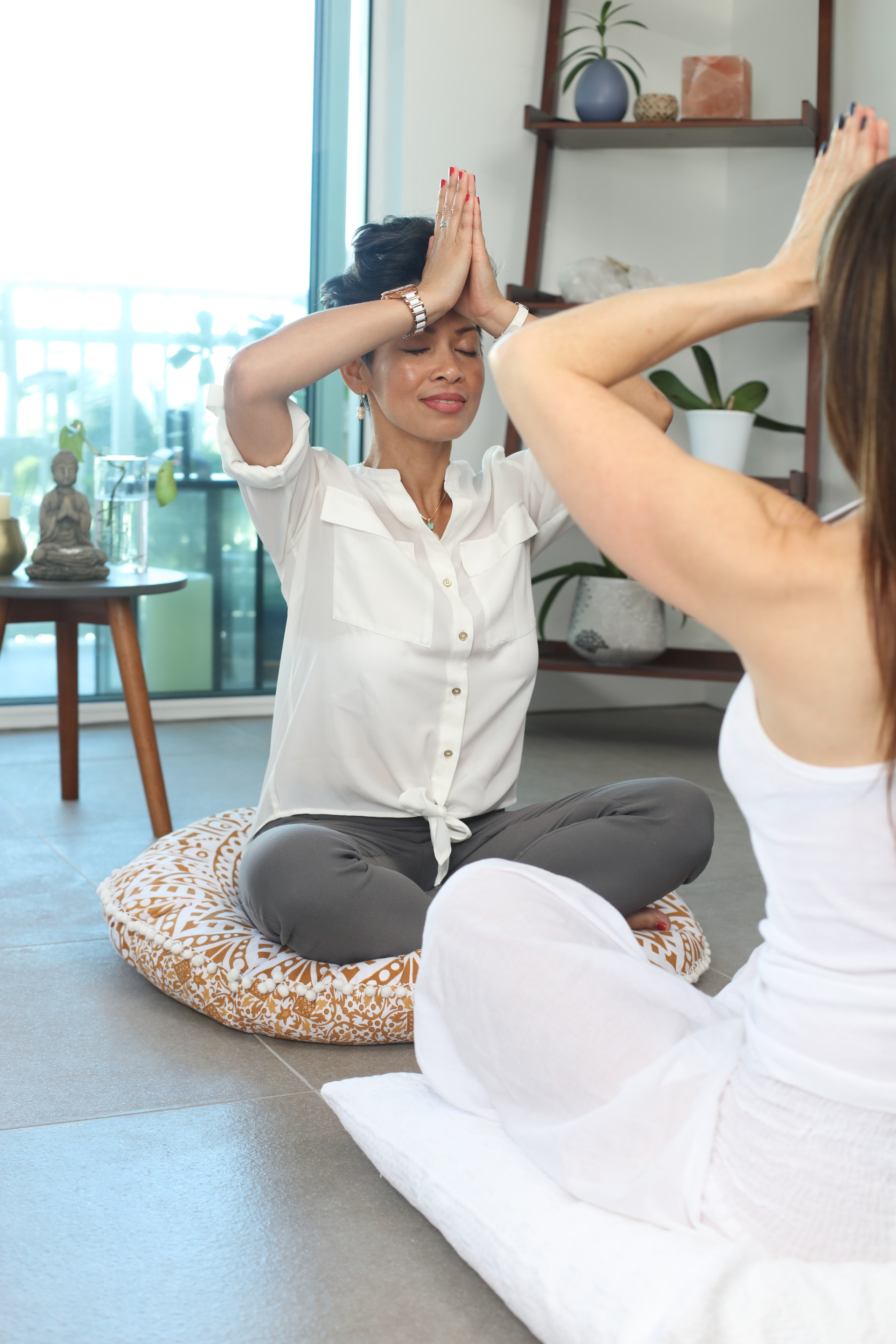 buddhism and yoga connections