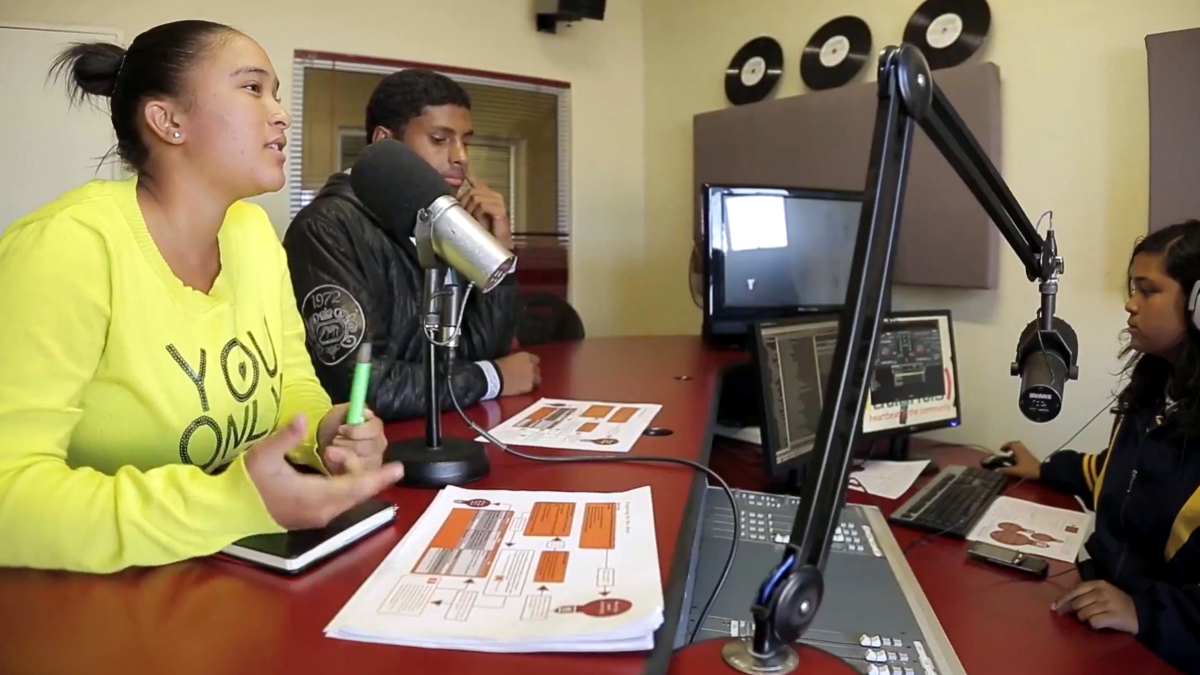Youth Radio Dialogues on Ubuntu in South Africa