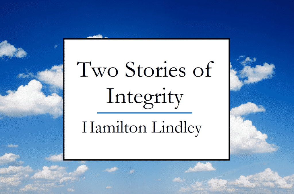 Hamilton Lindley Integrity