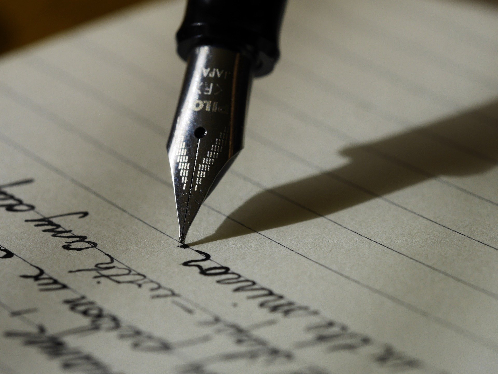 Multiple Reasons Why You Should Write Handwritten Letters Every Month - UVC light UVC robot