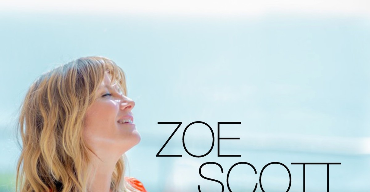 """Bask in the aura of Valentine's Day with Zoe Scott – """"My Cherie Amour"""""""