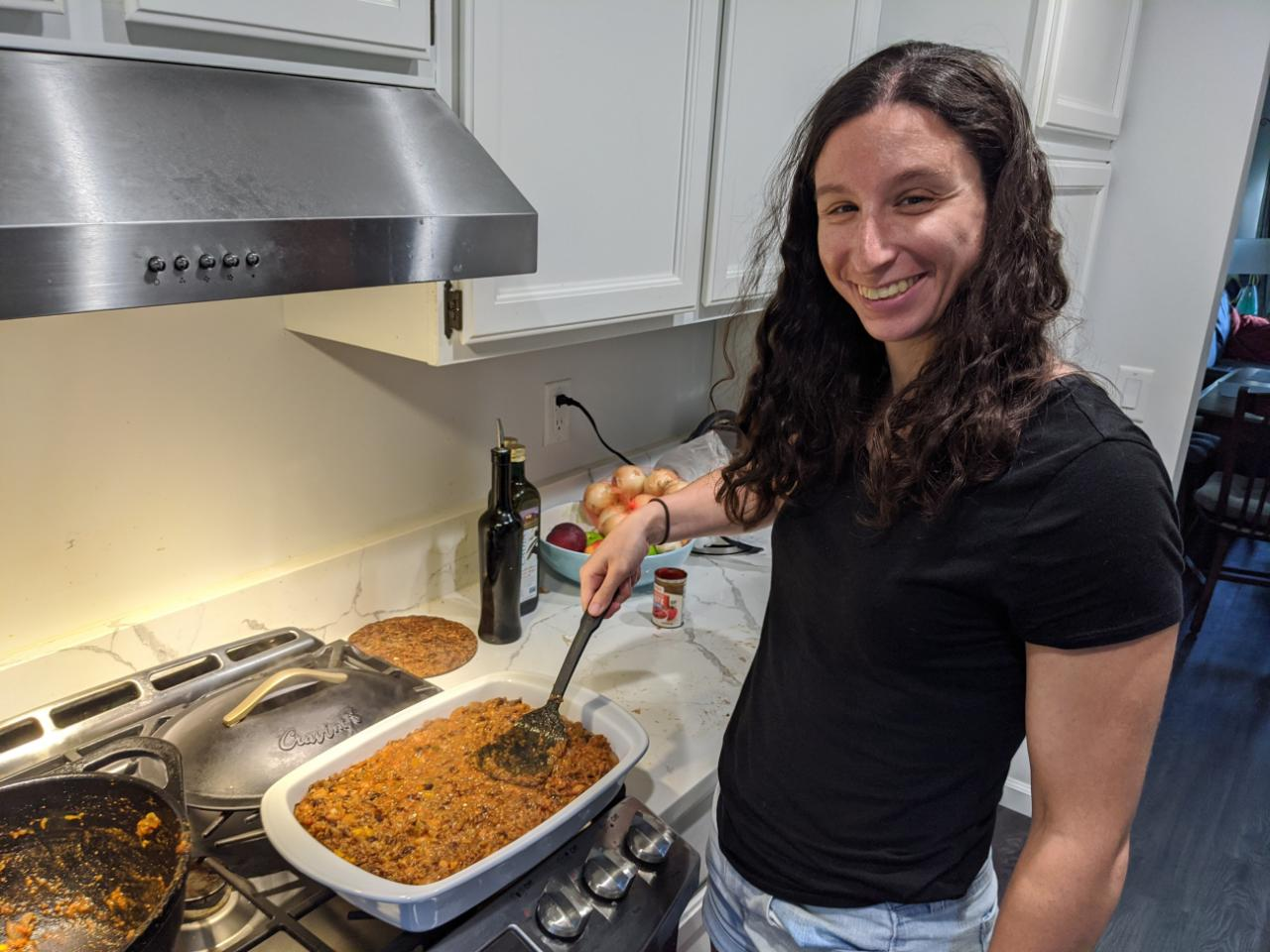 Cooking with Purpose