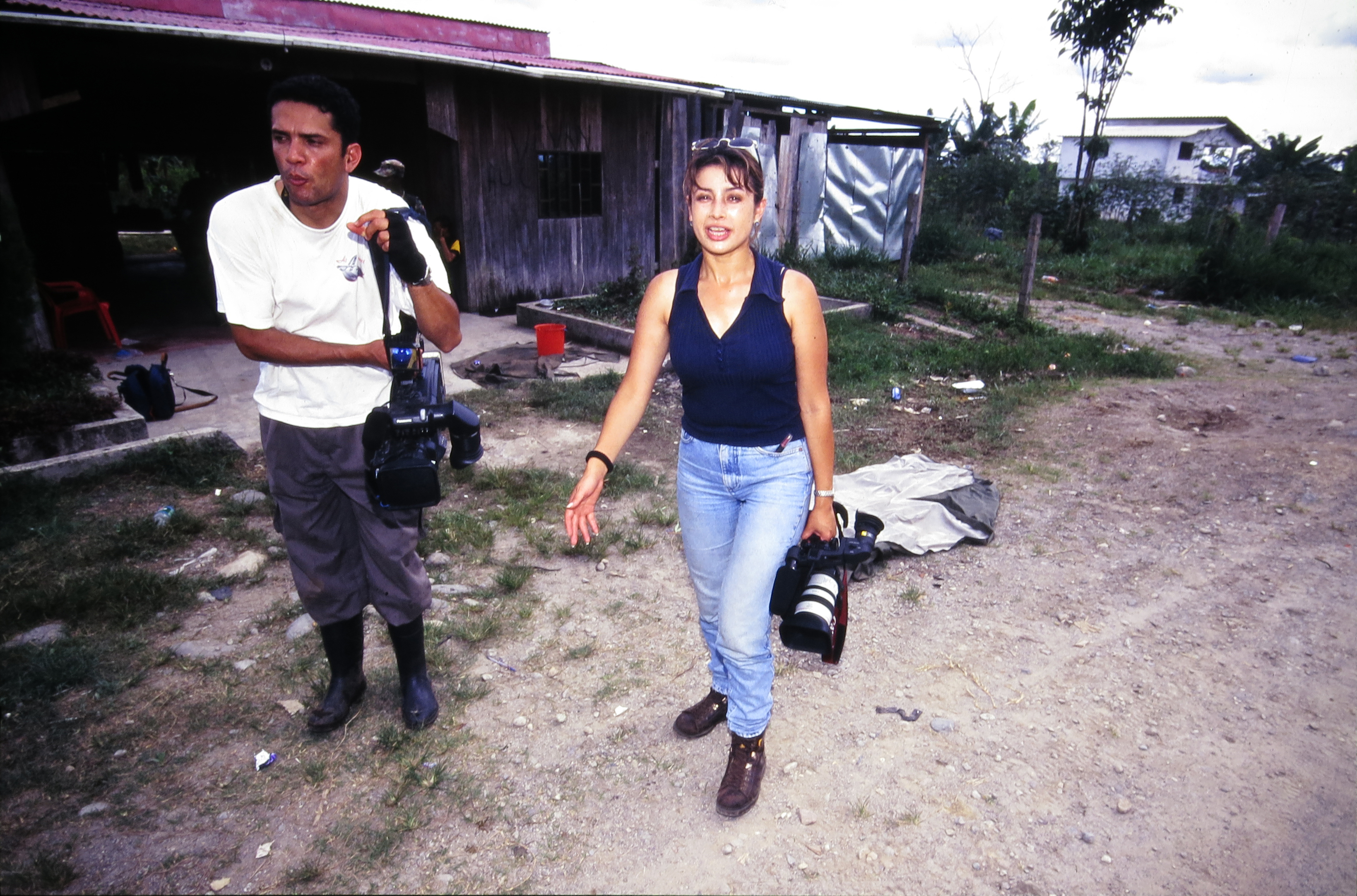 On The Front Lines Of Colombia's Drug War 1999