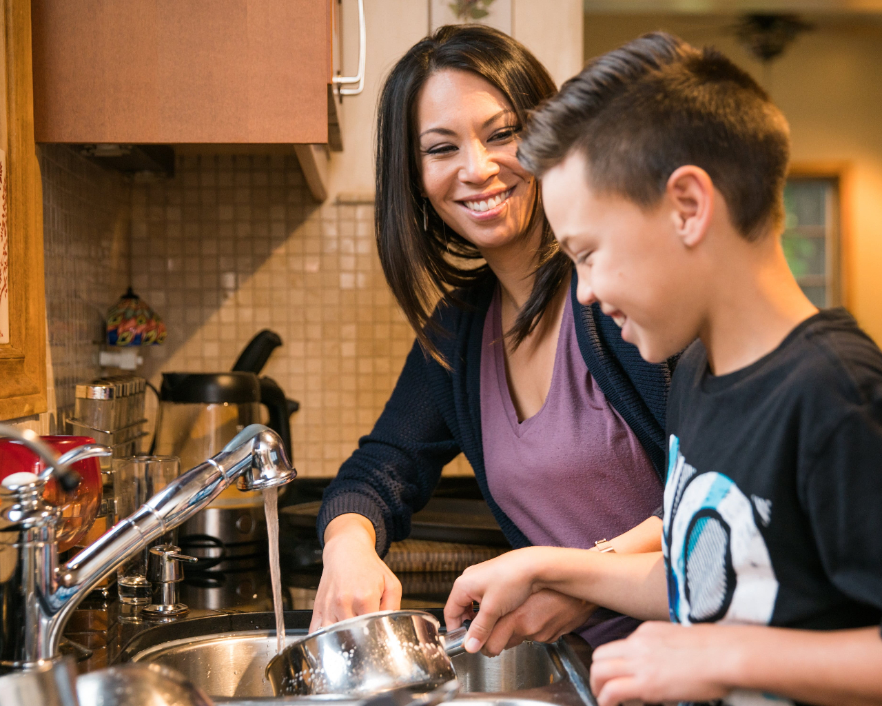 Your time at home together is a virtual learning laboratory.