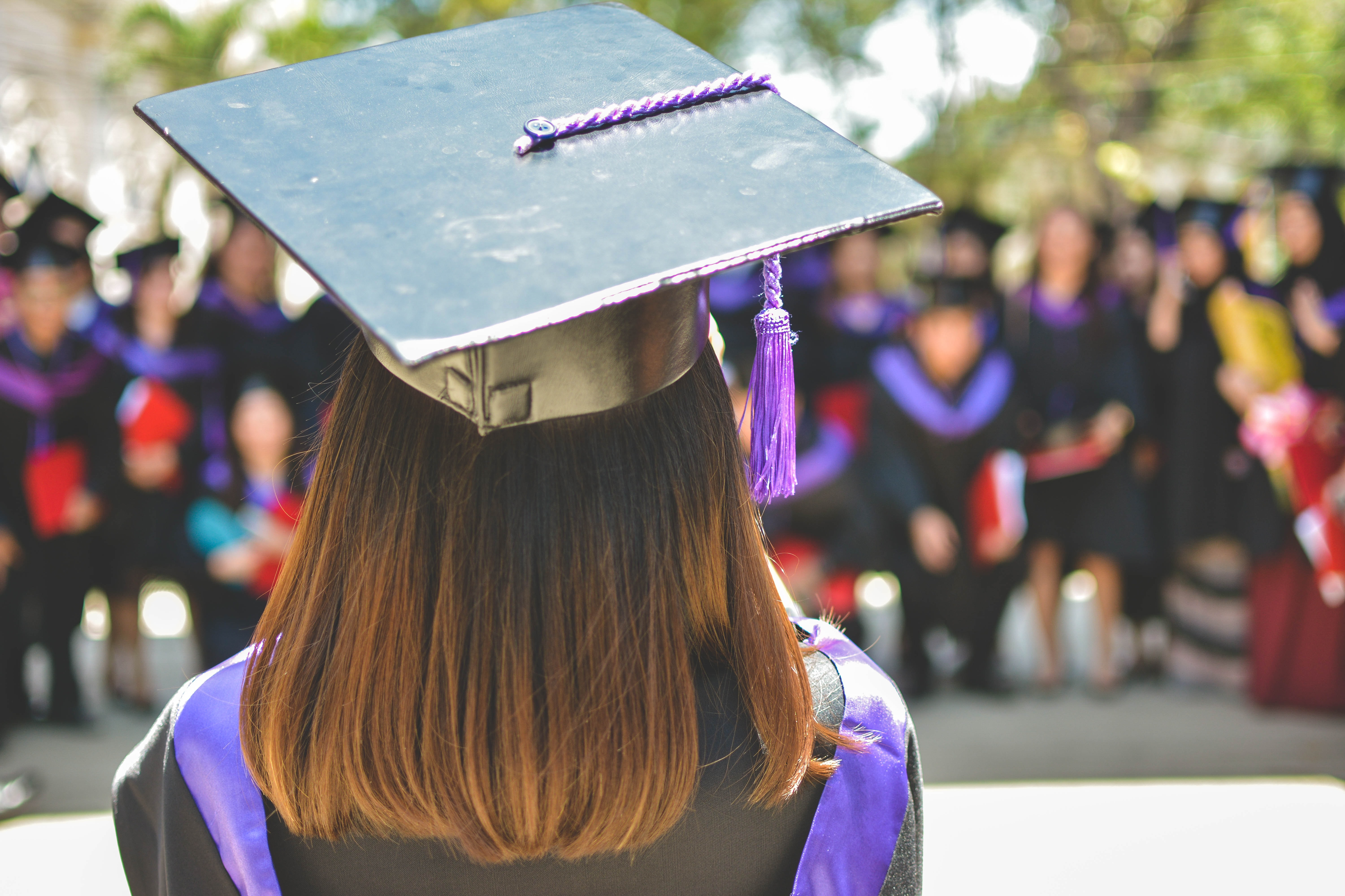 The Importance of a College Degree - Jonathan F. Foster