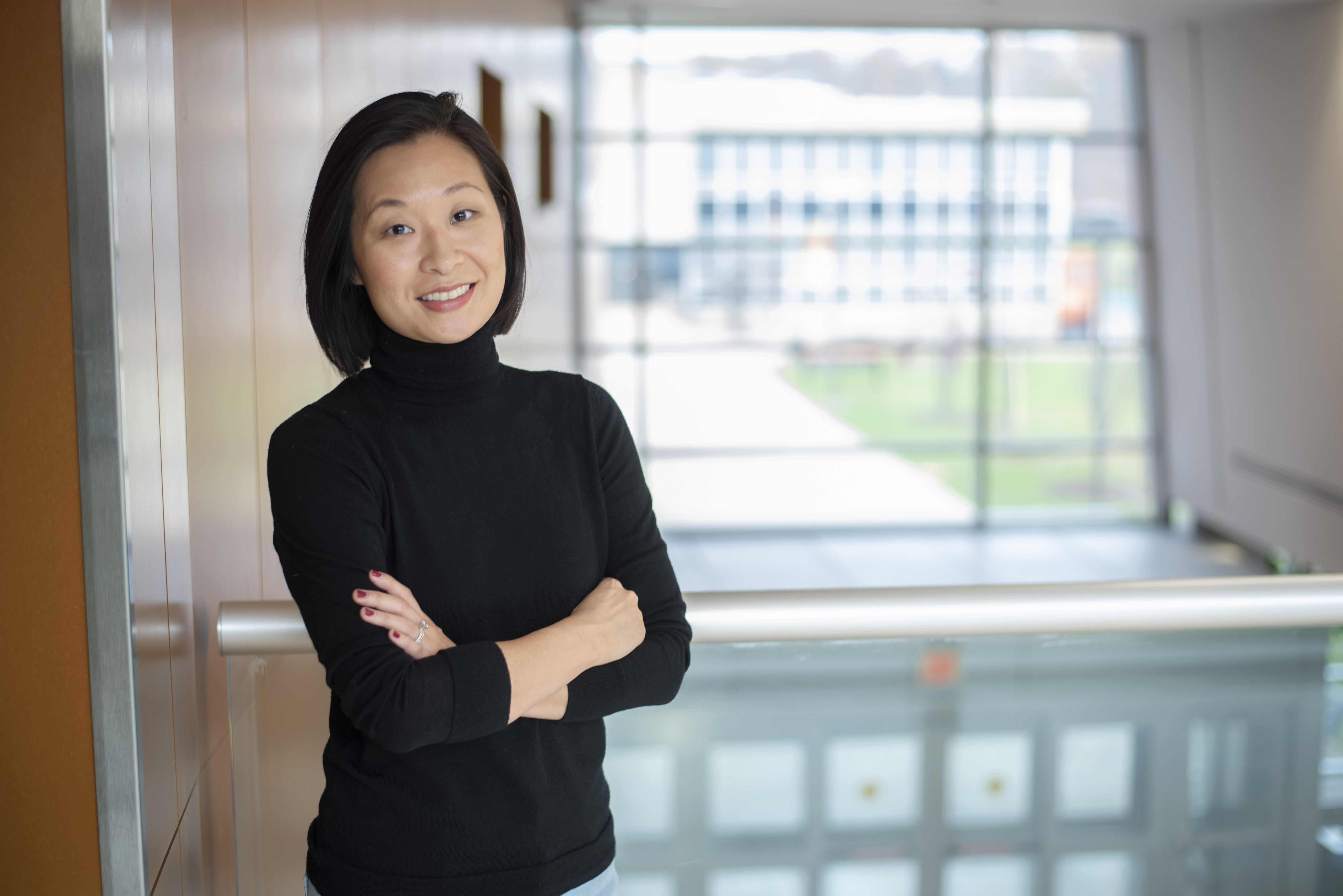 Dr. Janet Ahn is Chief Behavioral Science Officer at Mind Gym, a behavior change company that has helped business leaders transform their organizations for over 20 years.