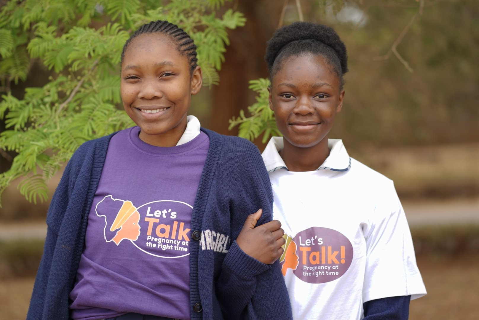 Let's Talk campaign launch in Zambia