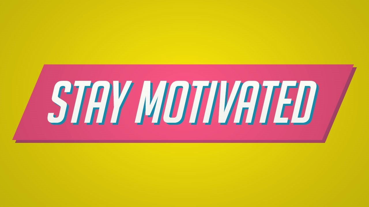 stay Motivated after losing a loved one