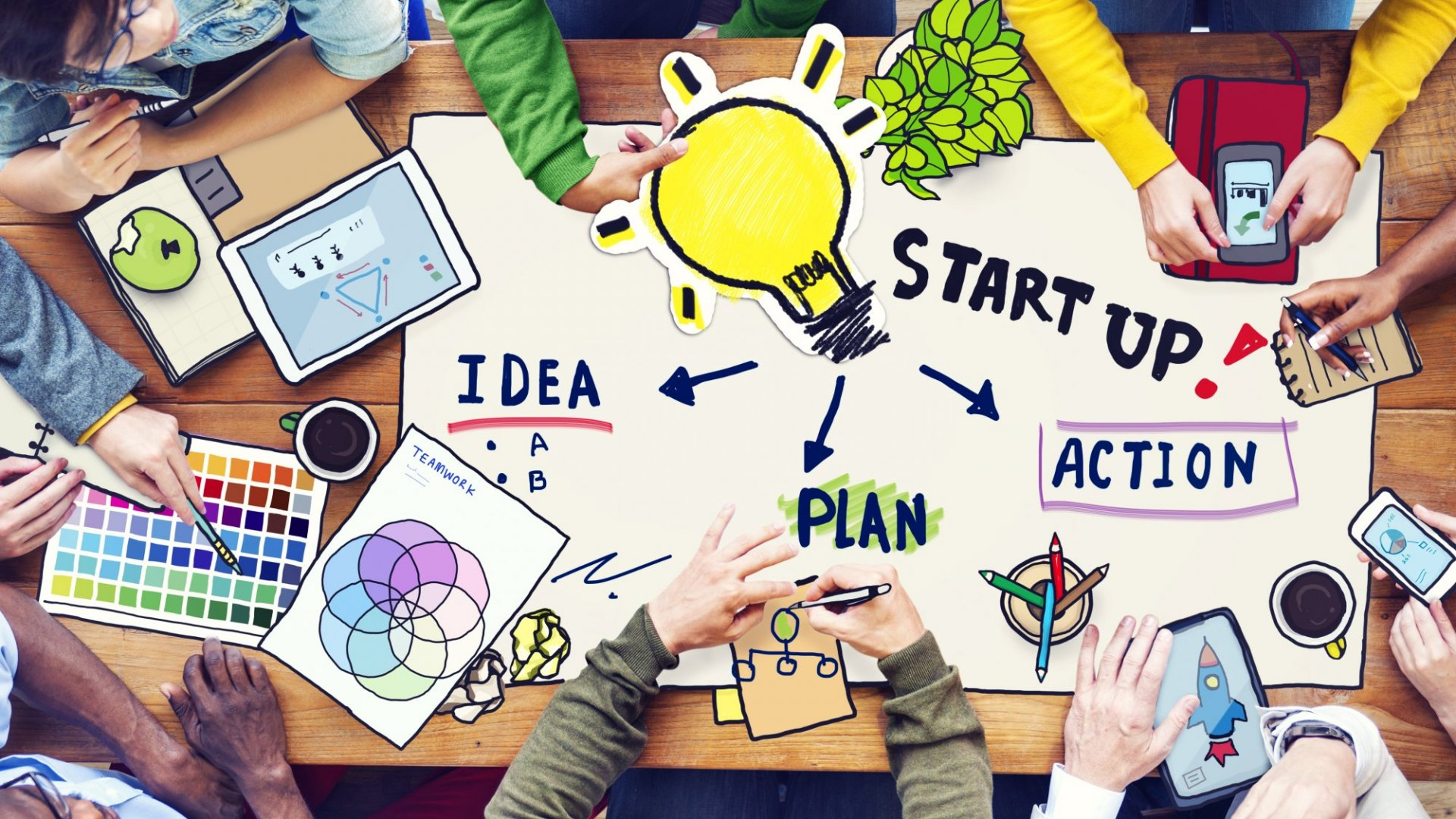 10 Things Most People Don't Know About Entrepreneurship