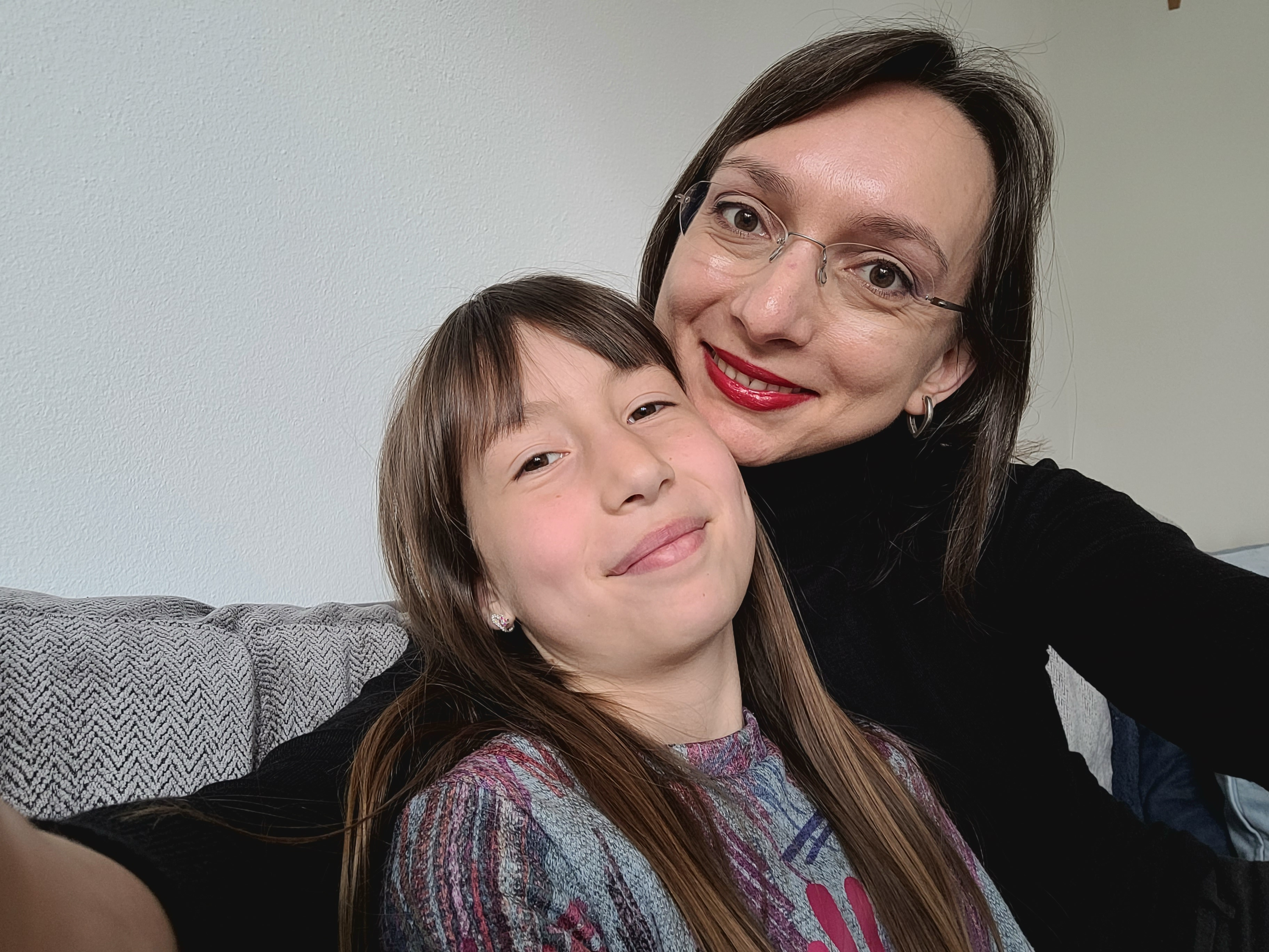 My sexual abuse story, my daughter, and red lipstick