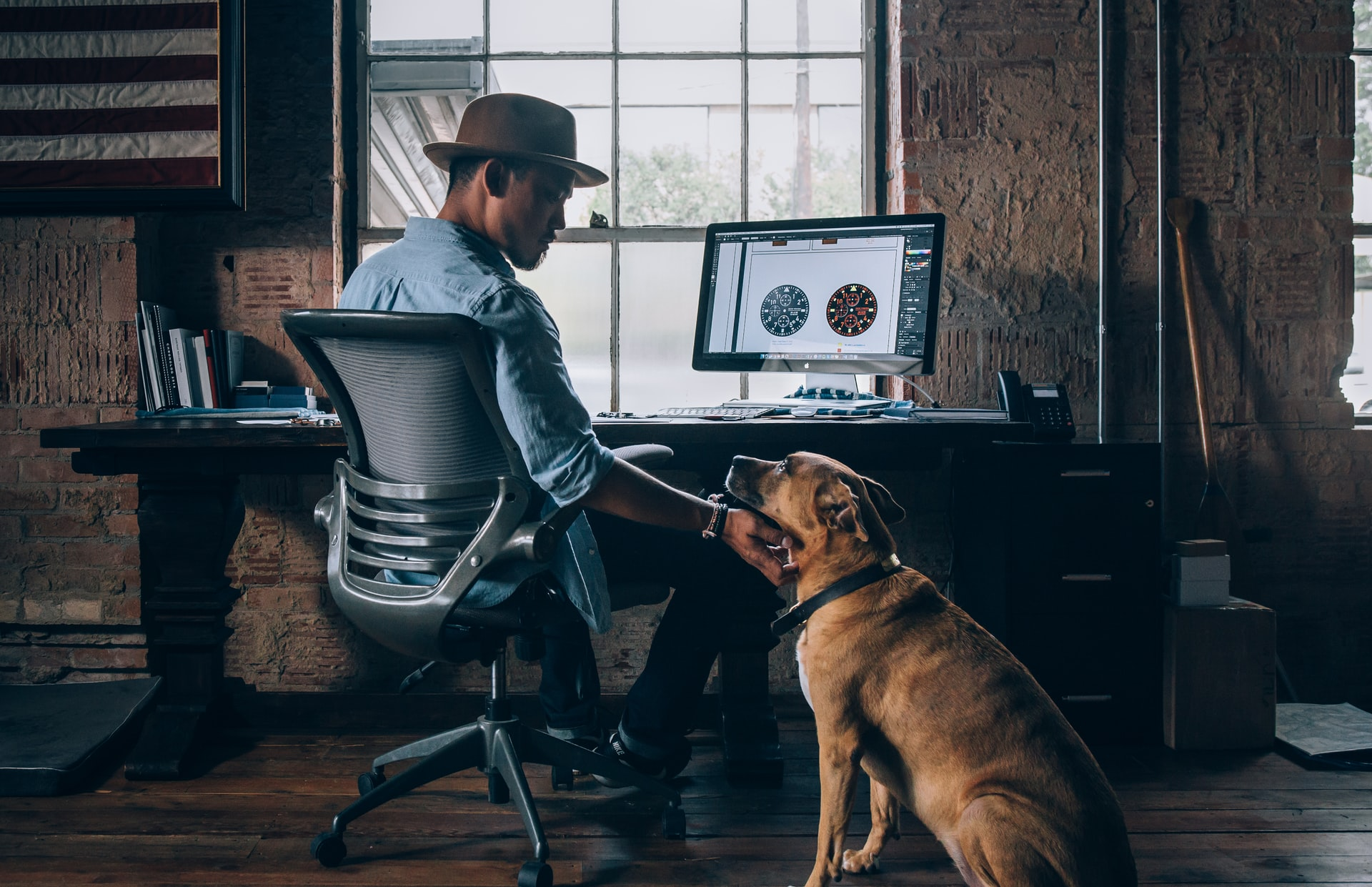 How Pets Can Help To Maintain Work-Life Balance