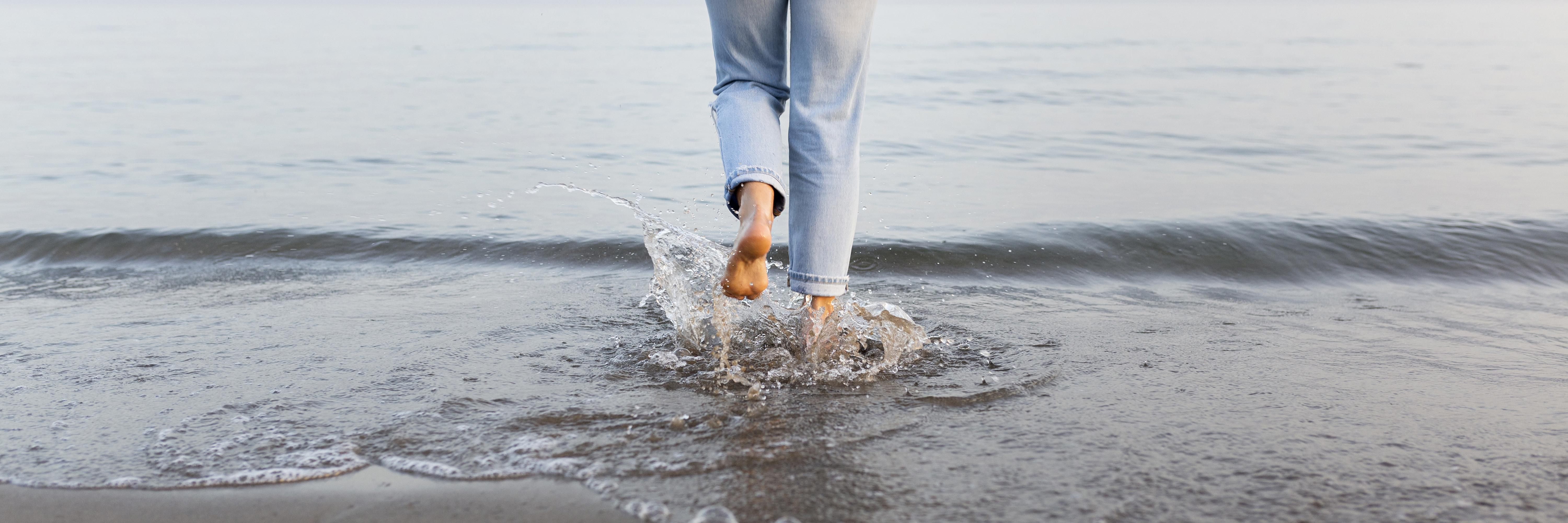 Be curious. Test the water one step at a time.