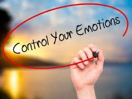 Control Your Emotions
