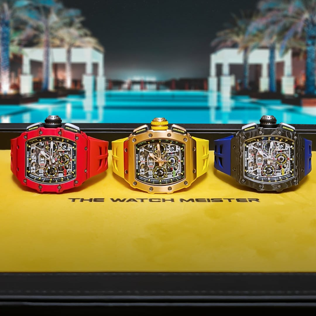 """""""The Watch Meister"""", unravels the elite of luxury merchandise of watches."""