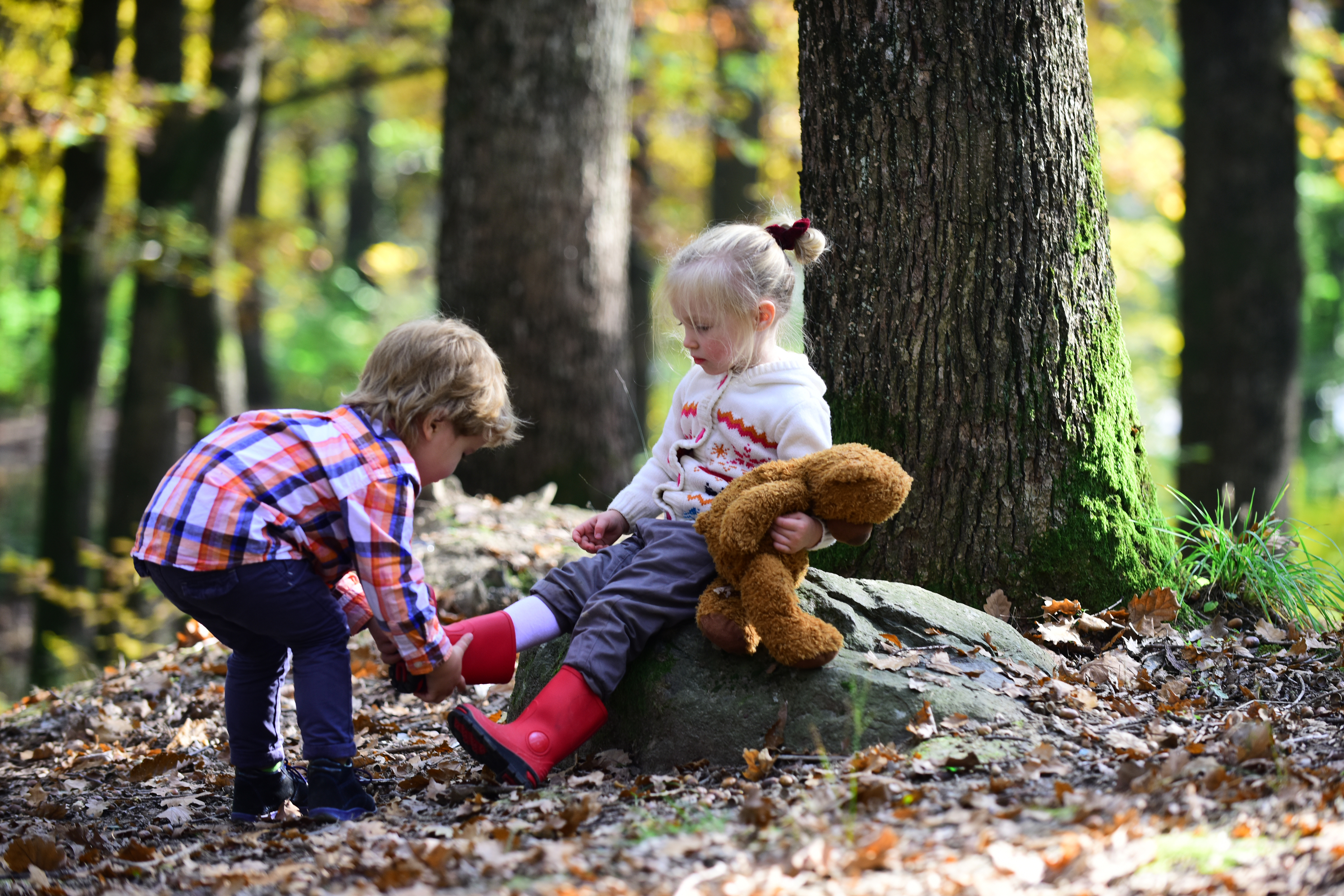 Raising Kind and caring children