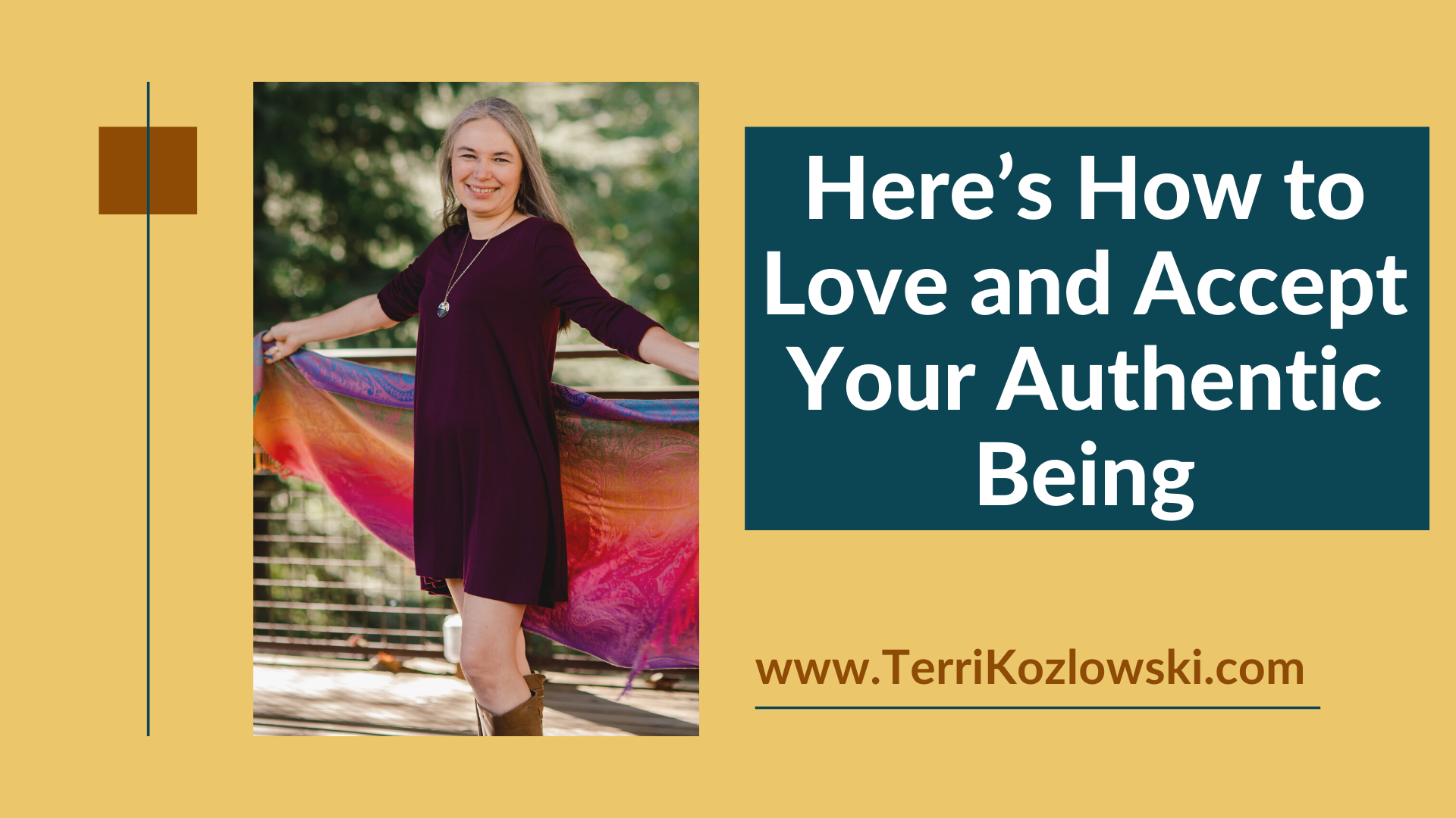 Authentic Self-Acceptance is Love