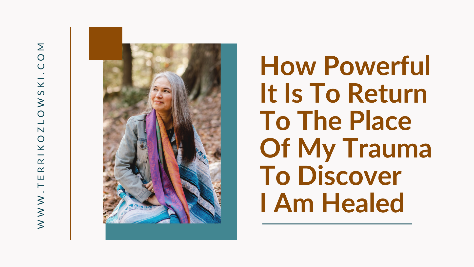 What question healed me