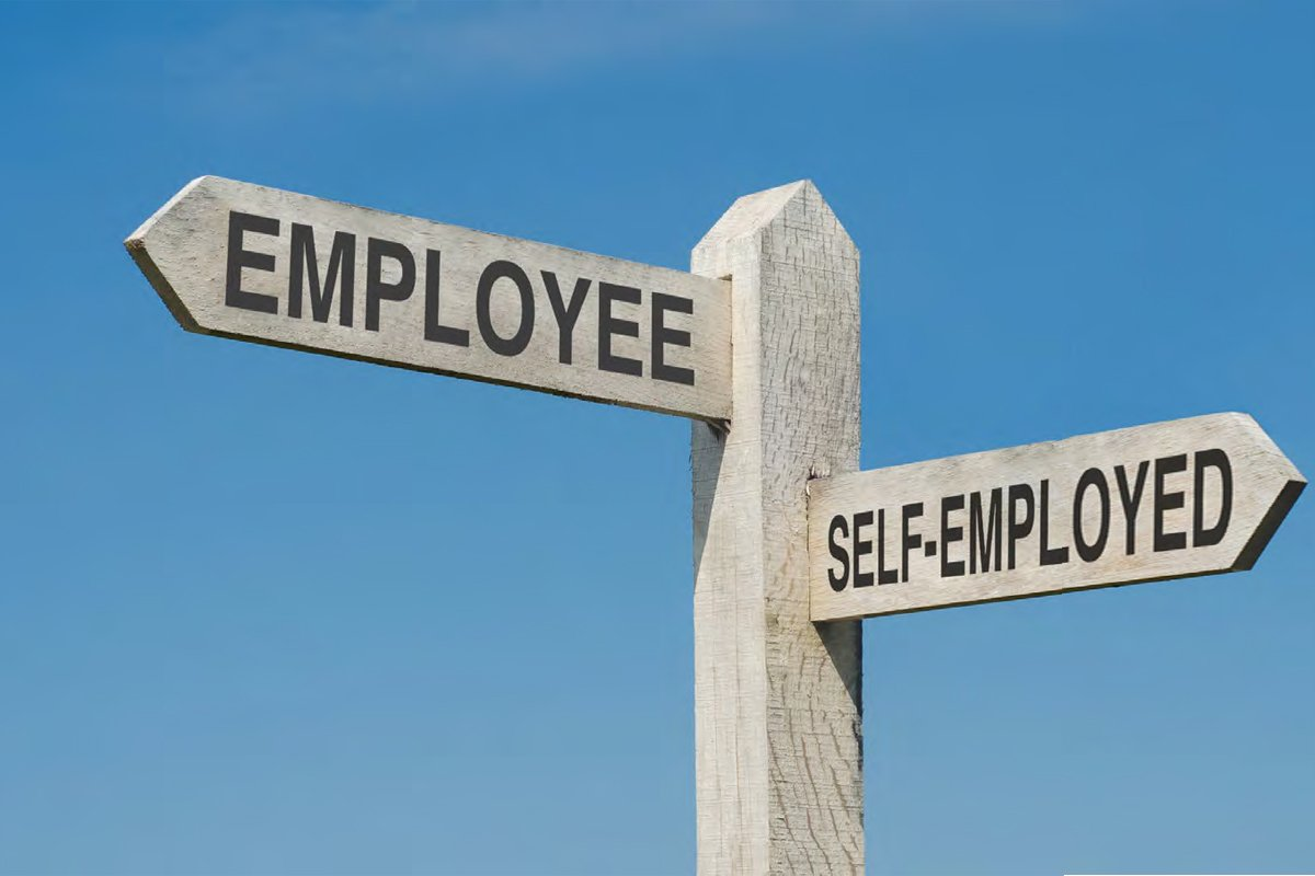 A Working Man's Guide to Self Employment