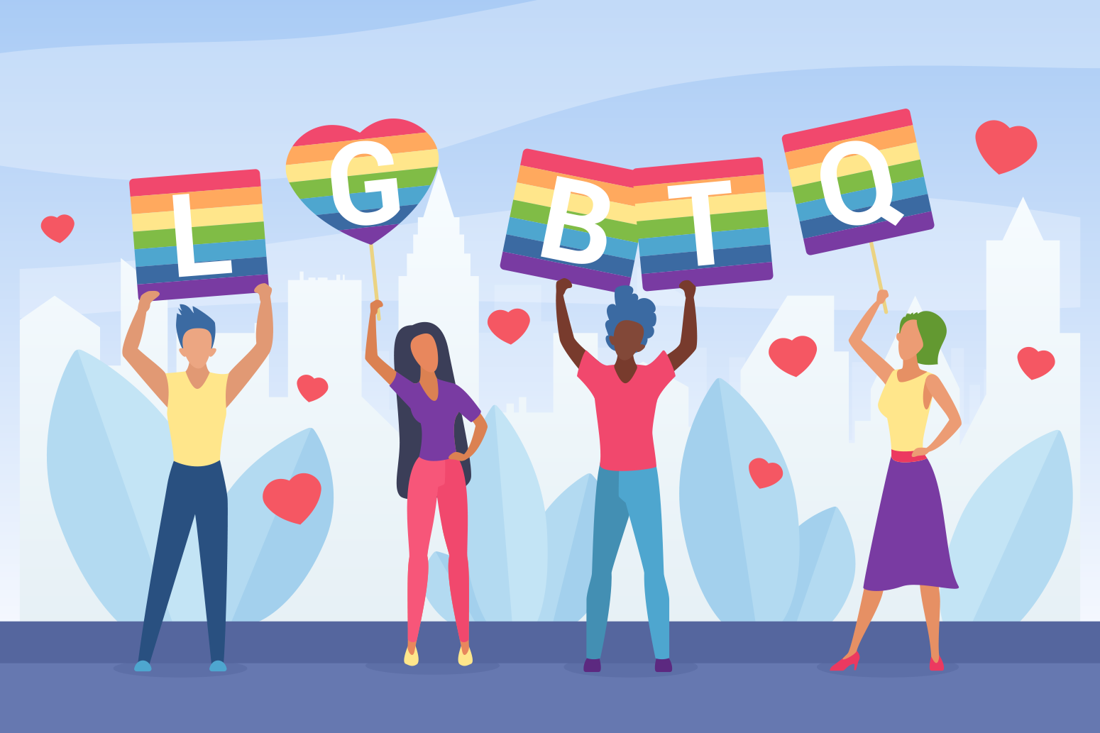 How is Gen-Z building a safe space for the LGBTQ+ community?